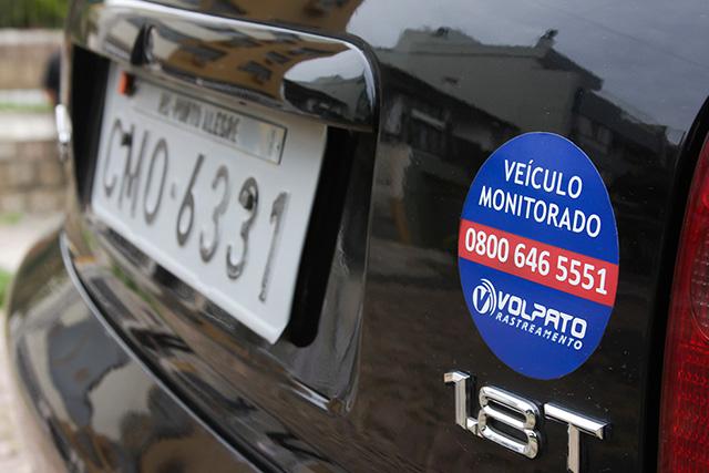 Cinco veículos são recuperados graças ao Rastreador Veicular da Volpato