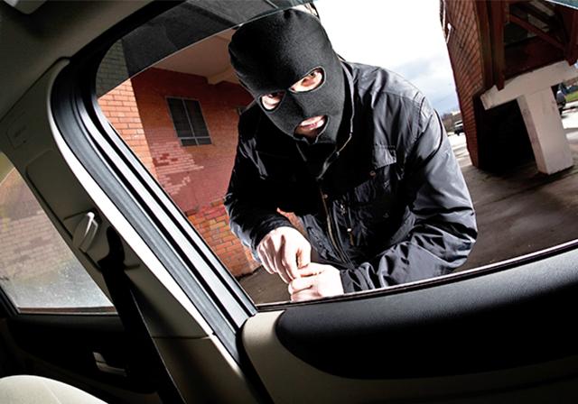 Veículo roubado ou furtado