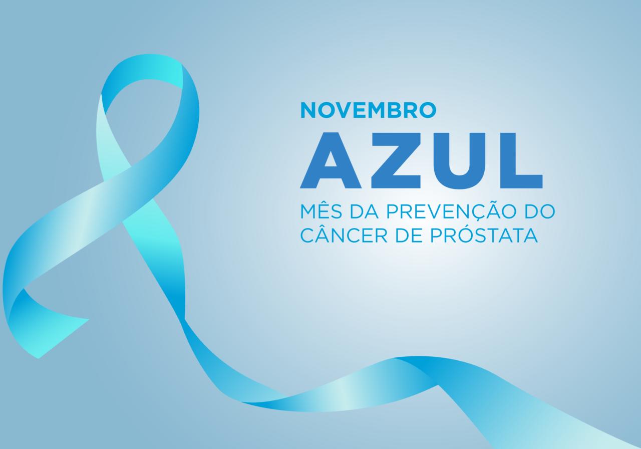 551afa2b59 Novembro Azul  o mês mundial de combate ao câncer de próstata - Blog ...
