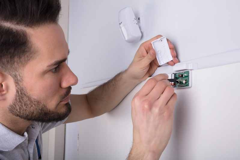 Saiba quais os tipos de alarmes residenciais