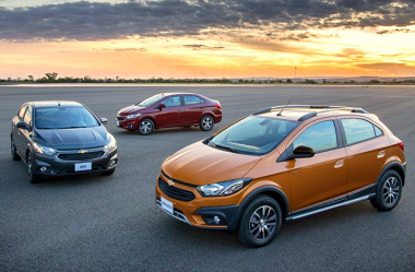 Confira os 10 veículos mais vendidos de 2019