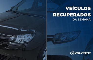 Veículos são recuperados graças ao Rastreador Veicular da Volpato