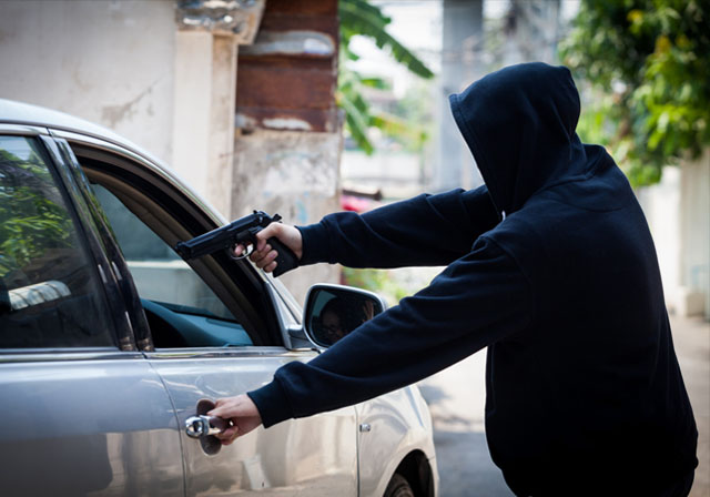 Os 10 carros mais roubados na Região Metropolitana de Porto Alegre/RS