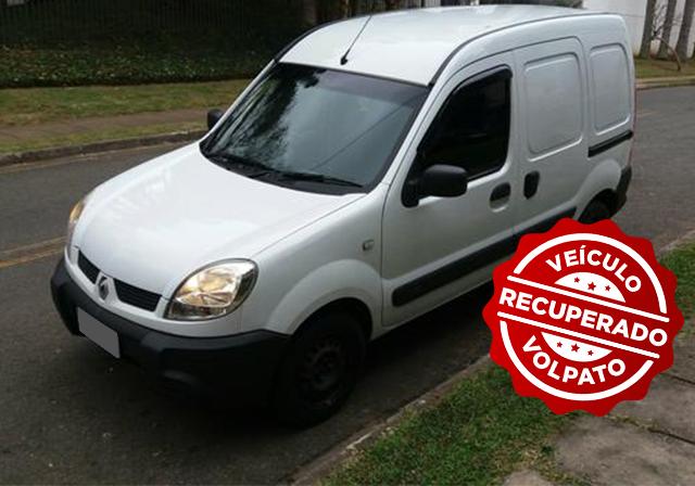 Rastreador Veicular da Volpato recupera veículo na Região Metropolitana de Curitiba