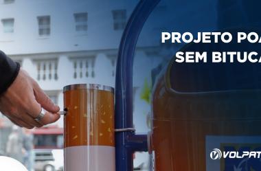 Projeto 'PoA Sem Bituca' voltará a ativa na capital gaúcha
