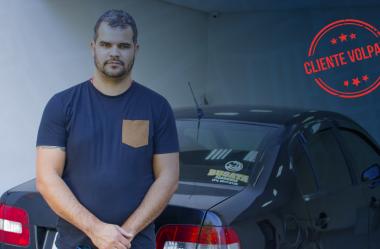 Veja como a indicação de amigo deixou o carro de Tiago mais protegido