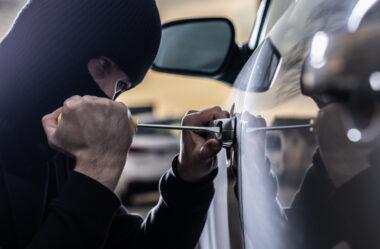 O roubo de carros no Brasil cresceu!
