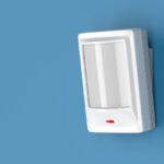 alarme com sensor de movimento